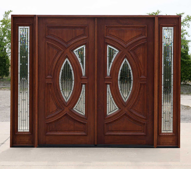 model pintu minimalis keren