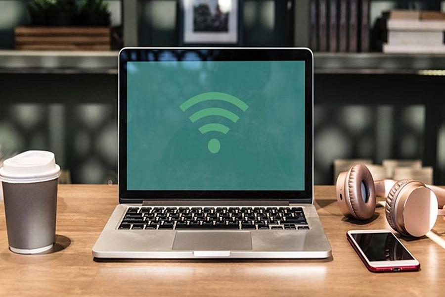طريقة تحويل اللاب توب إلى جهاز راوتر واي فاي Wifi