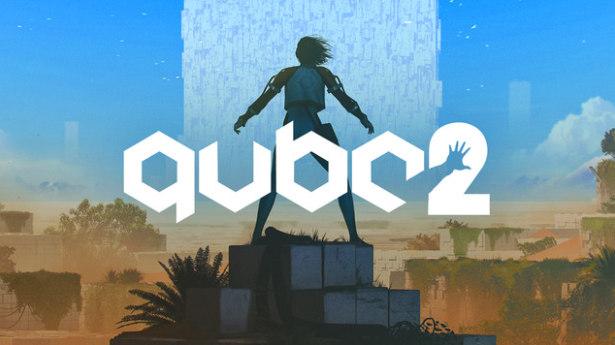 Q.U.B.E. 2 locandina del gioco