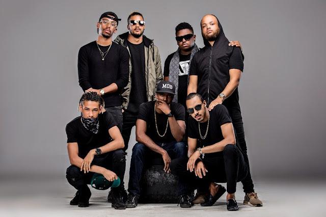 MOBBERS - Bwé de Boca (Rap)