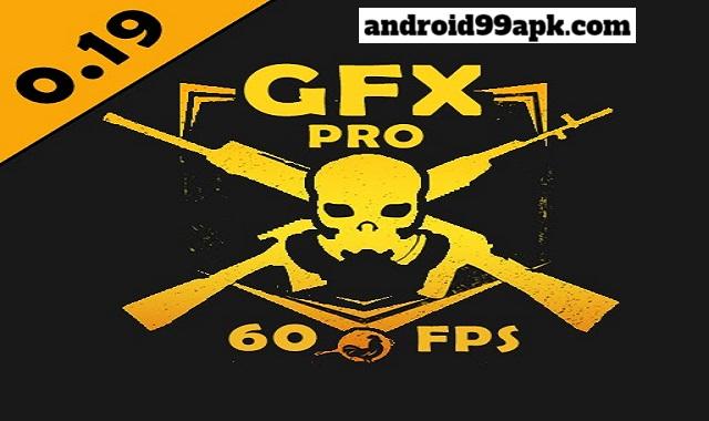 تطبيق GFX Tool Pro v2.9.1 لتسريع الالعاب كامل بحجم 3 ميجابايت للأندرويد