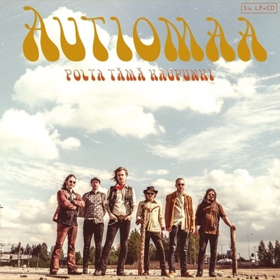 Autiomaa - Polta Tama Kaupunki (2019) - Album Download, Itunes Cover, Official Cover, Album CD Cover Art, Tracklist, 320KBPS, Zip album