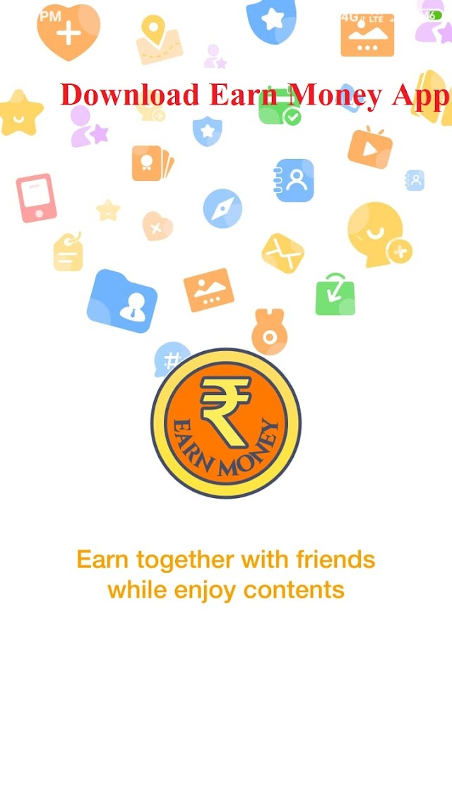 Download this app 100% Rs paytm cash in account balance