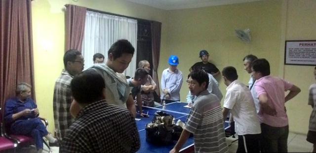 13 Tenaga Kerja Ilegal dari Tiongkok Tertangkap di Proyek Pengerjaan Tol Pekalongan