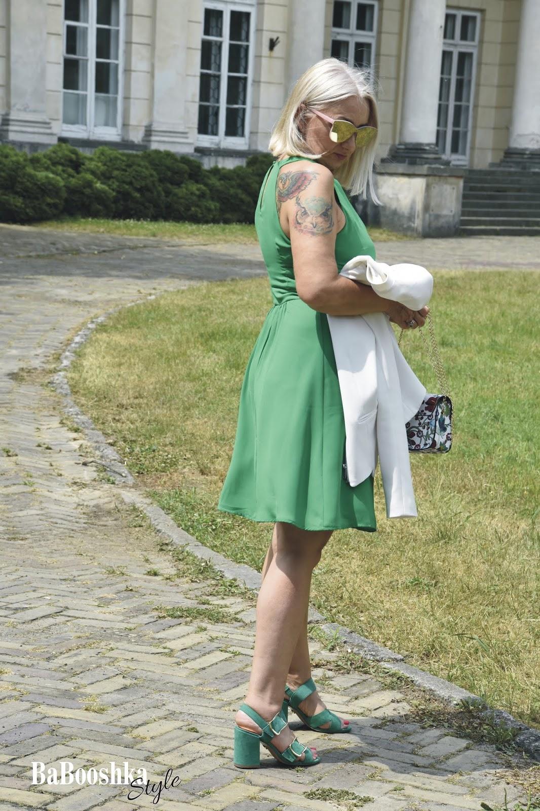 stylizacja na letnie wesele, Orsay, Babooshkastyle, stylistka, kodmody-stylistka, over45plus, over50plus, #fashionblogger50, Zara, River Island,
