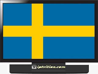 IPTV Sweden m3u Channels_Updated_Date