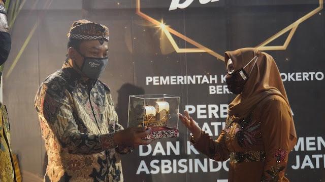 Jadi Tuan Rumah Rakor Perbamida se-Jatim-Bali, Walikota Mojokerto Paparkan Skema Pemulihan Ekonomi Dampak Covid-19