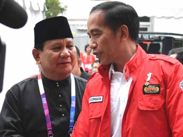 Prabowo Yakin Menangkan Pilpres 63 Persen, Jokowi Targetkan 70 Persen Suara