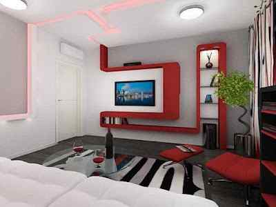 Small Bachelor Apartment Decorating Ideas 5