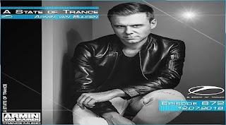 Armin Van Buuren - A State Of Trance 872 @ Radio DJ ONE