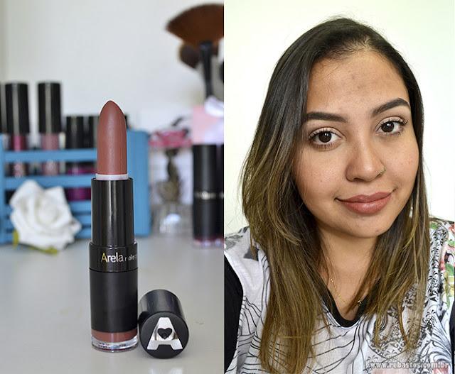 Wear Me Renata Meins Arela make up