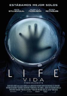 Crítica de Life (Vida)