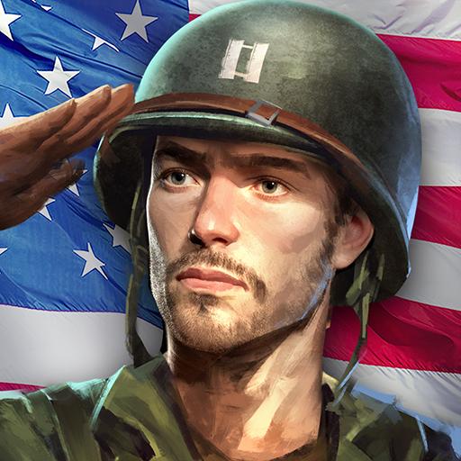 WW2: Strategy Commander v2.3.4 Apk Mod [Dinheiro Infinito]