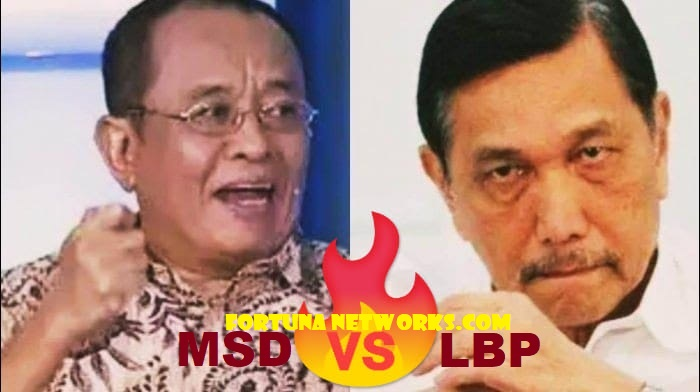 MSD VS LBP 'Abuse of Power Conflict'