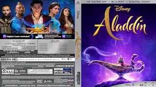 ALADDIN – 2019 [COVER – 4KUHD]