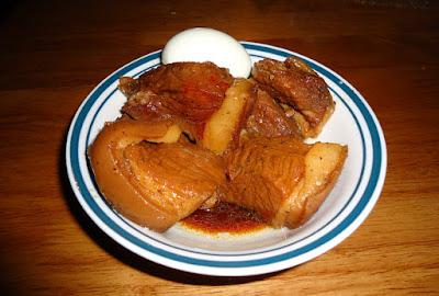 Pork Ham Estofado