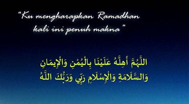 Inilah Doa Rasulullah Sebelum Memasuki Bulan Ramadhan