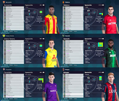 PES 2020 Facepack 11 by Random Facemaker