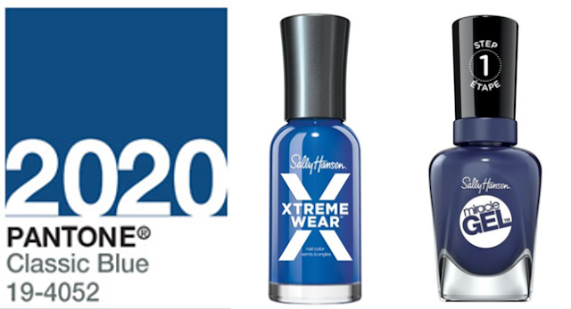 Sally Hansen x Pantone Color of the Year 2020