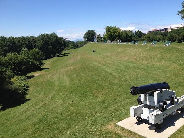 The Abraham Battlefield Park