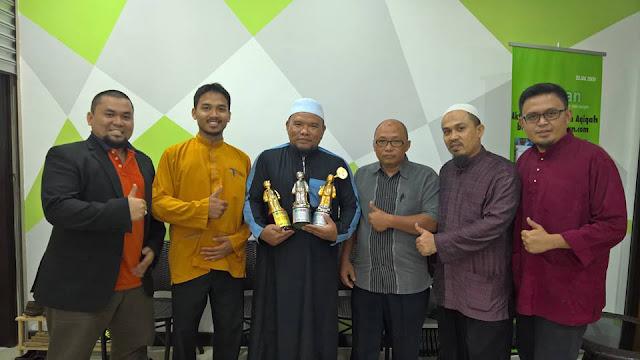 Denaihati 3 Tahun Berturut-turut Gondol Anugerah MSMW