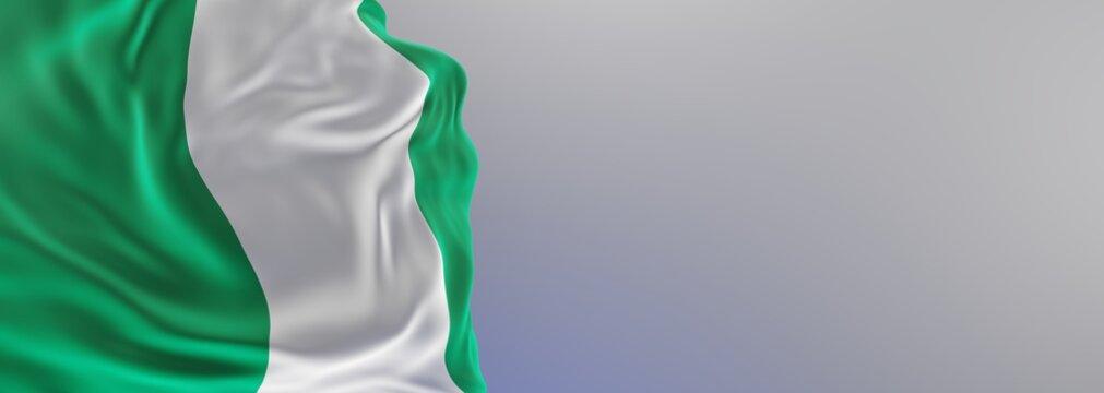Nigeria Flag Cover Photo