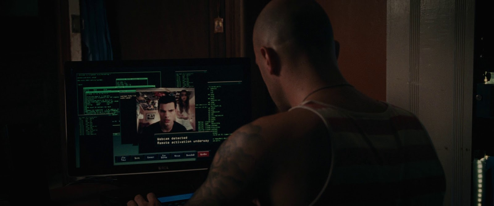 Abduction nmap cameo