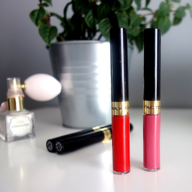 [RECENZJA] - MAX FACTOR LIP FINITY, 125 SO GLAMOROUS