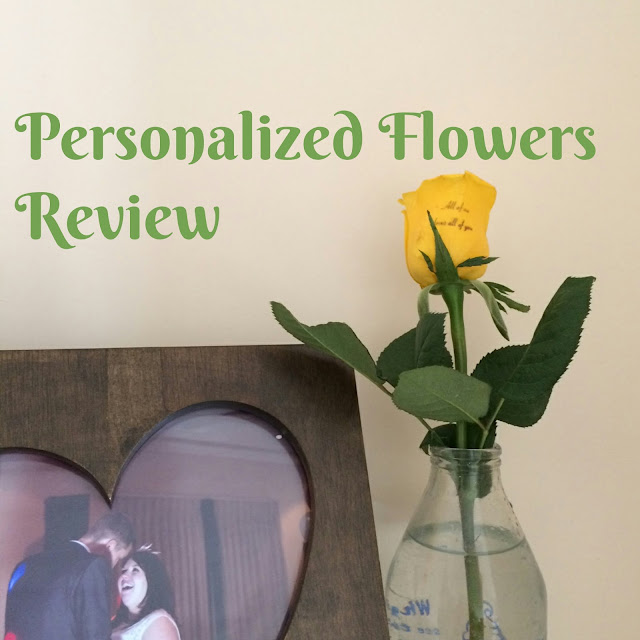 Personalized flowers review