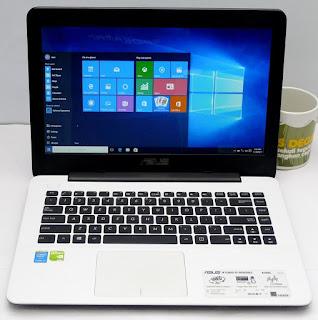 Laptop Gaming ASUS A455L Core i3 Dual VGA