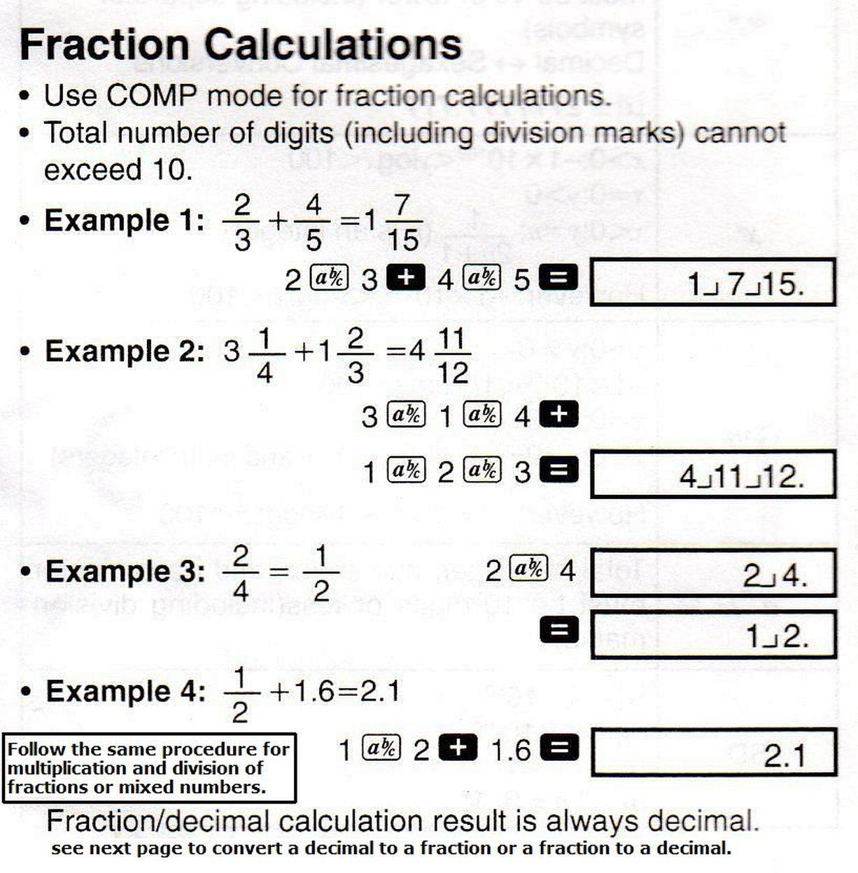 Cobb Adult Ed Math Using The Casio Fx 260 Solar Calculator On The Ged Exam