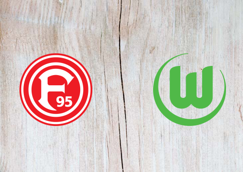 Fortuna Düsseldorf vs Wolfsburg -Highlights 13 September 2019