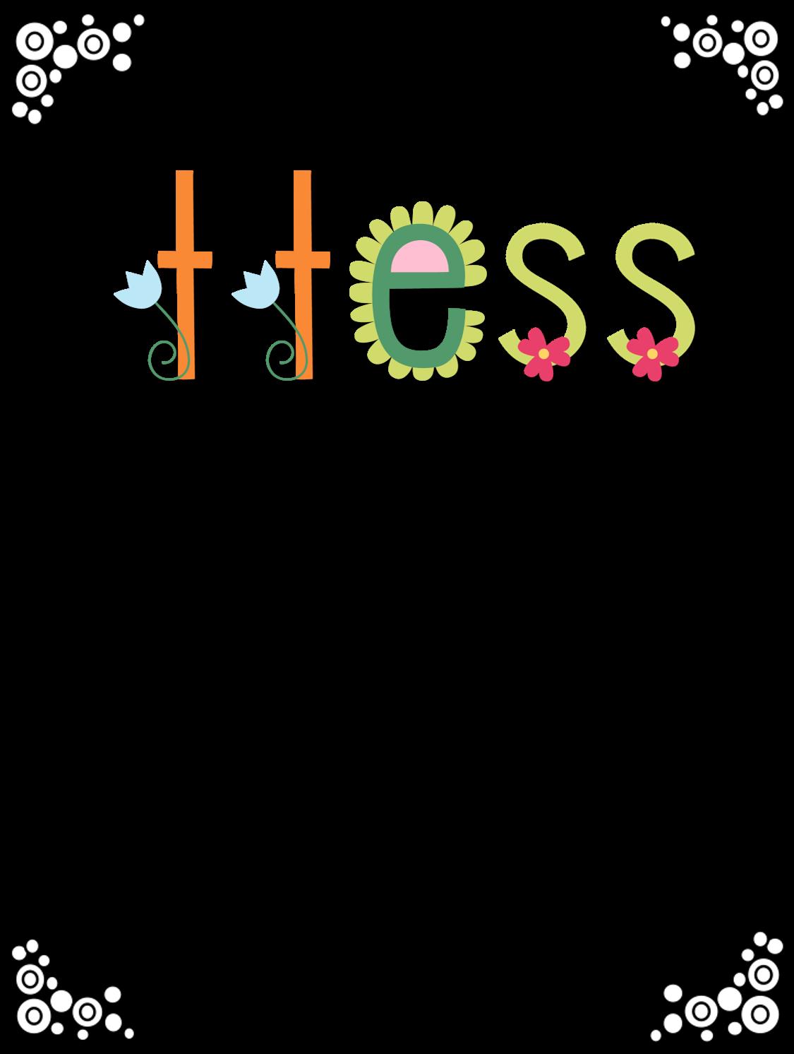 Kindiekins: TTESS Evidence Binder for Texas Teachers