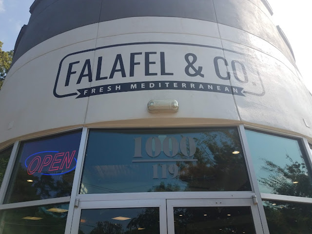 Falafel and Co in Raleigh, NC
