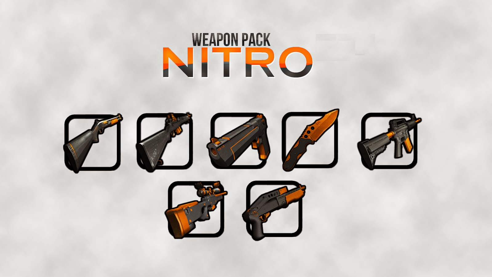 Weapon Pack Nitro Gta San Andreas