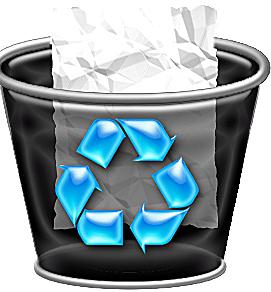Cara Mengebalikan File Terhapus