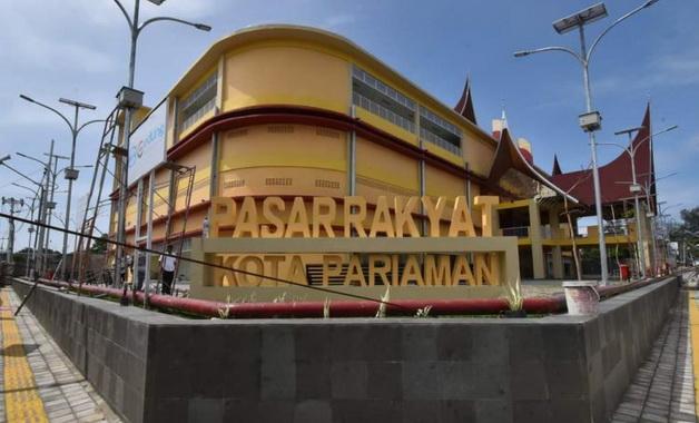 Pedagang: Pasar Rakyat Pariaman akan tetap ramai jika penerapan manajemen komoditi berkesinambungan