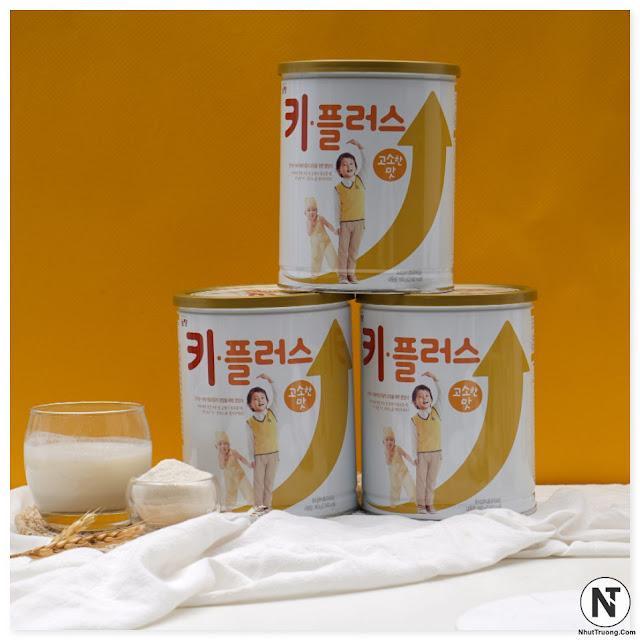[Hộp] KIPLUS - Sữa bột tăng chiều cao số 1 Hàn Quốc