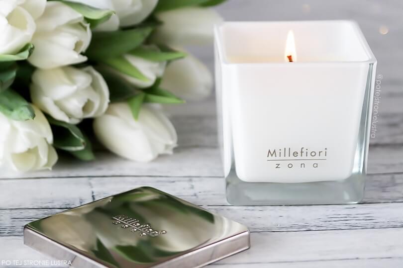 millefiori świeca zapachowa