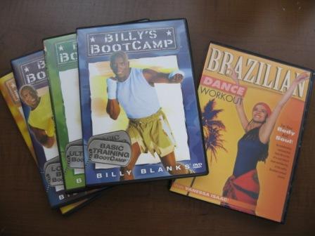 dvd de exercicios para emagrecer