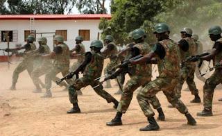 Lock-down in Nigeria