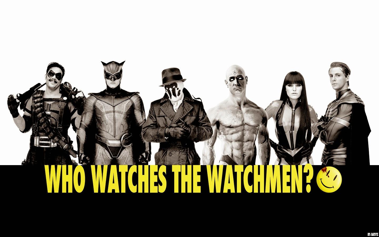 My Style My Words Watchmen 2009