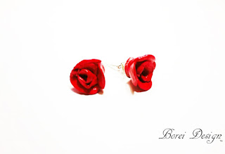 how-to-make-mini-clay-rose-earrings-diy-tutorial