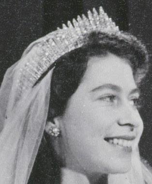 fringe tiara diamond queen mary united kingdom e. wolff & co garrard elizabeth