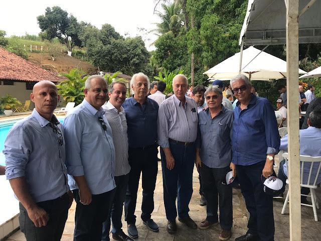 Há 23 anos Abelardo Carneiro Leão realiza confraternização que antecede a moagem da cana-de-açúcar