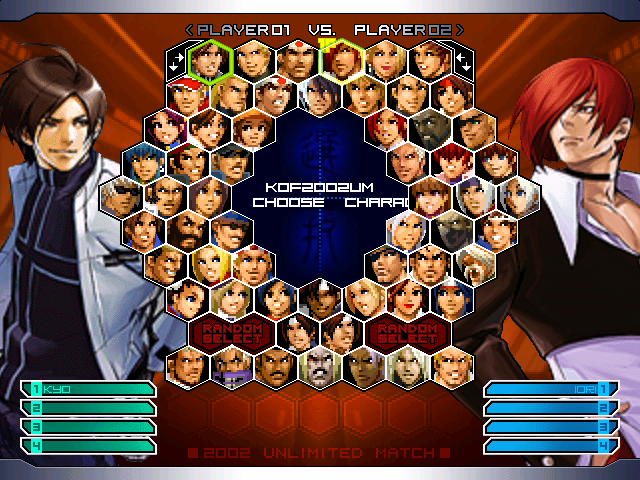 The King Of Fighters 2002 Um Mugen Mugen Up