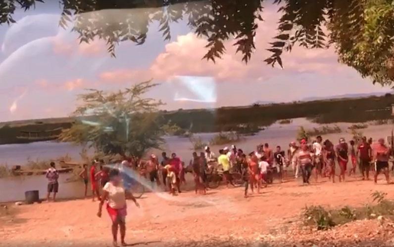 Criança de 11 anos morre afogada em águas do Rio São Francisco - Portal Spy Noticias