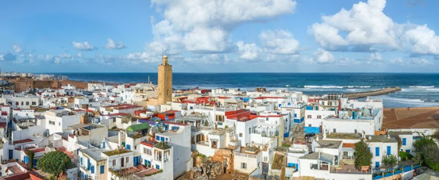 السياحة في مدينة الرباط المغربية