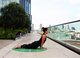 10 minute abs aerobic side bends