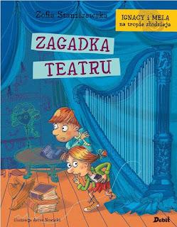 """""""Zagadka teatru"""" Zofia Staniszewska - recenzja"""